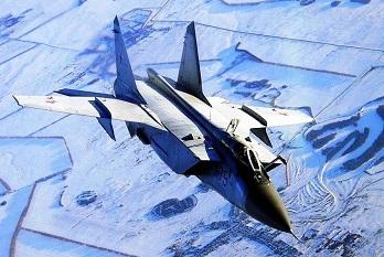 Проект МиГ-41: перехват будущего