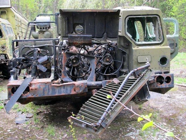 Неожиданная находка в лесу СССР, авто, находки., факты