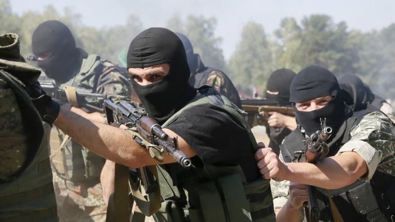 Le Temps рассказала о секретном полигоне, где американцы учат украинцев воевать