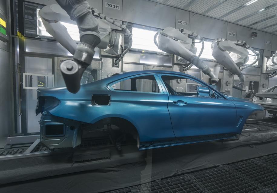 BMW будет собирать в Калинин…
