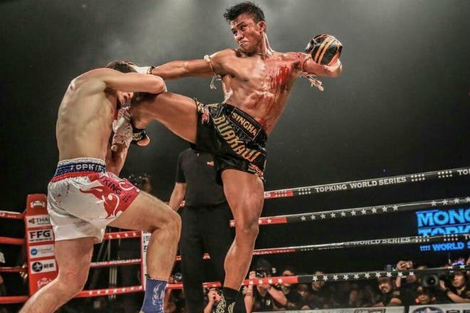 Тренировки и победы легенды Таиланда