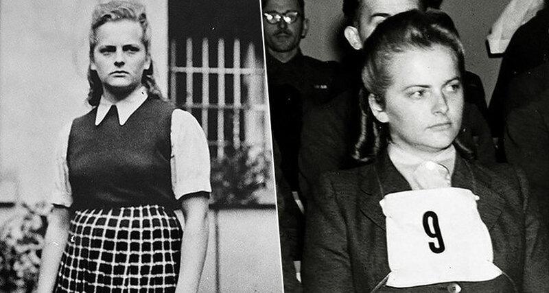 Женщина-оборотень из СС: история Ирмы Грезе