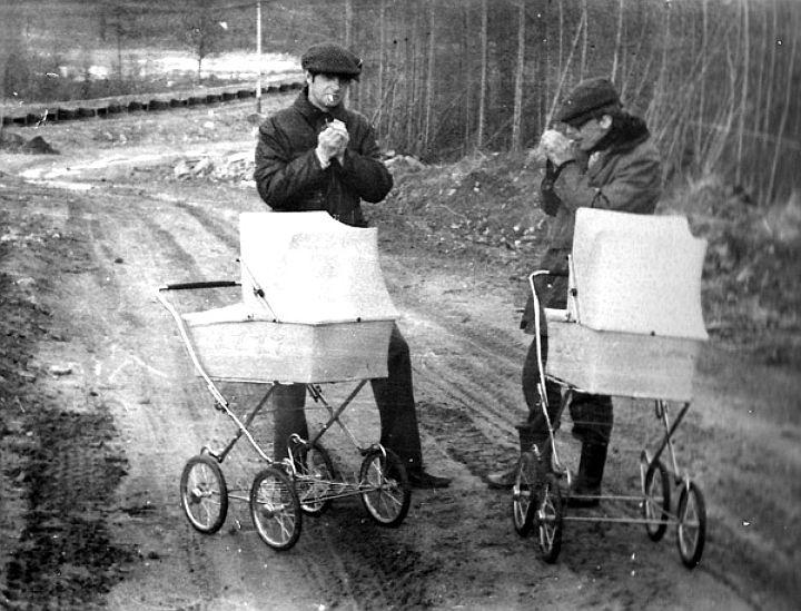 С рождаемостью на БАМе было все в полном порядке: после громких свадеб одни за другой семьи отмечали новый праздник – рождение первенцев.