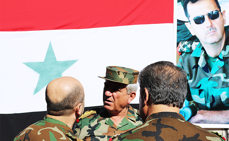 Асад разгромил американцев