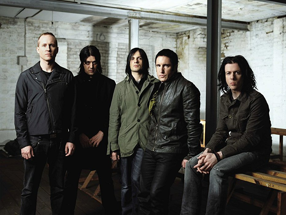 Nine Inch Nails заиграли нас…