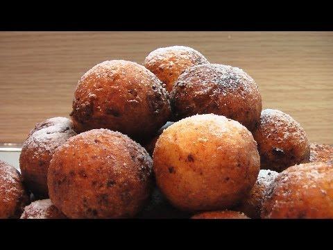 Десерт творожные шарики за 20 минут видео рецепт