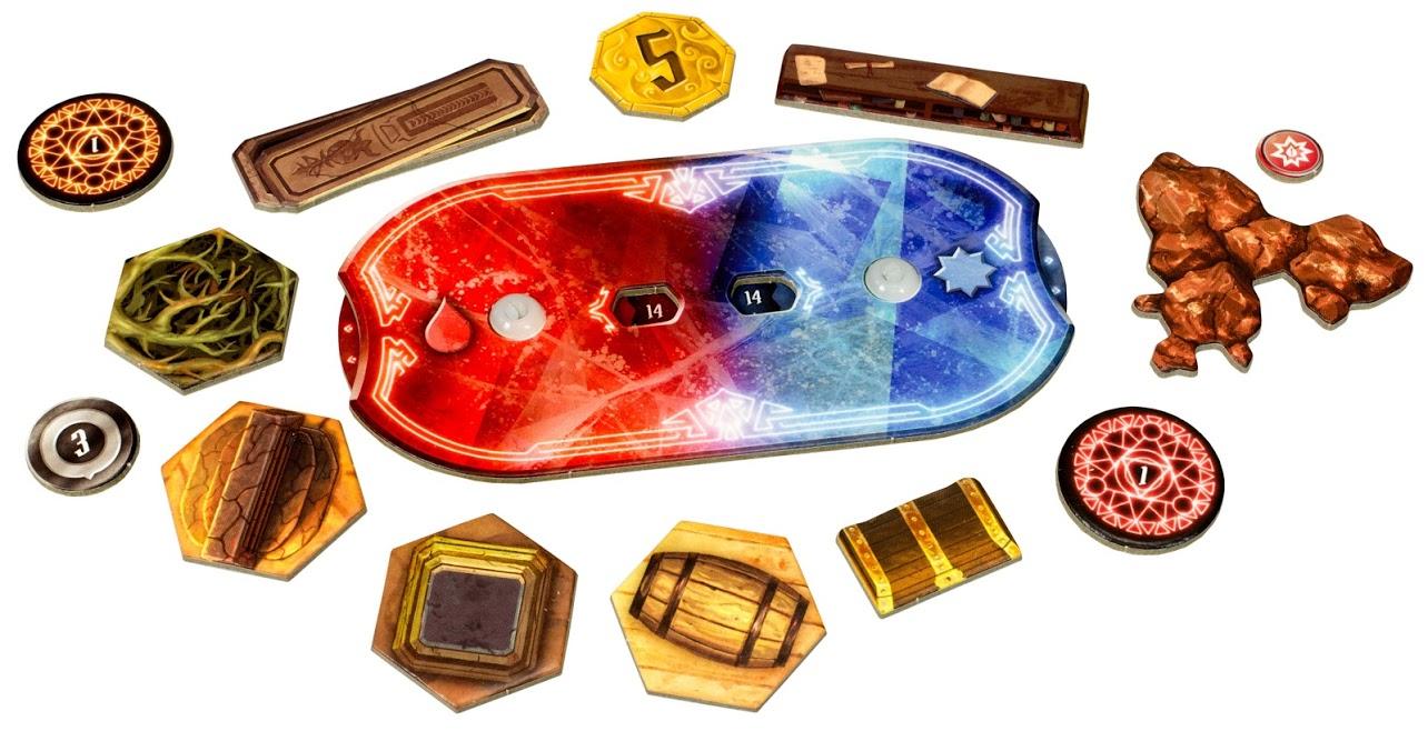 «Gloomhaven. Мрачная Гавань». CRPG на вашем столе «gloomhaven,Мрачная Гавань»,Игры,настолки,обзоры