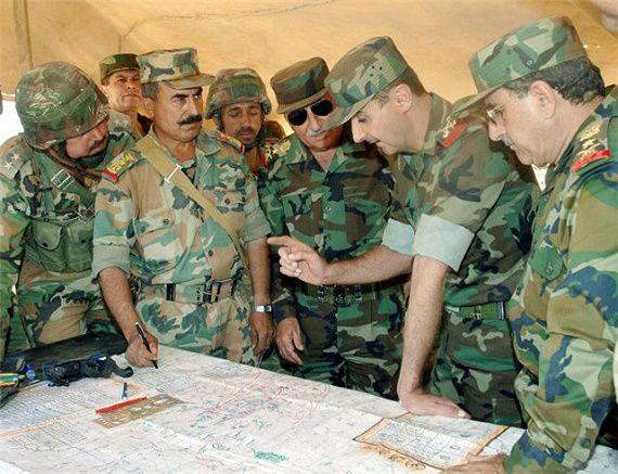 Состояние сириийской армии перед решающей схваткой