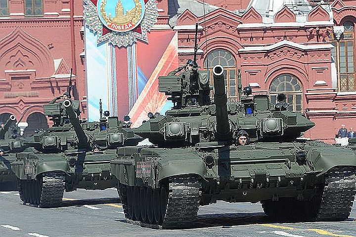 Американцы потрясены мощью российской армии