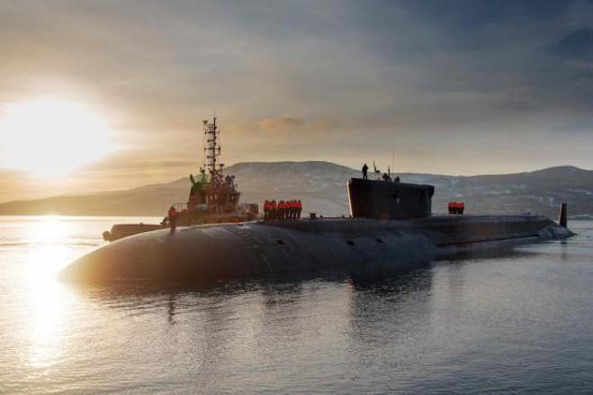 Русский Годзилла: субмарина, которую уважают американцы