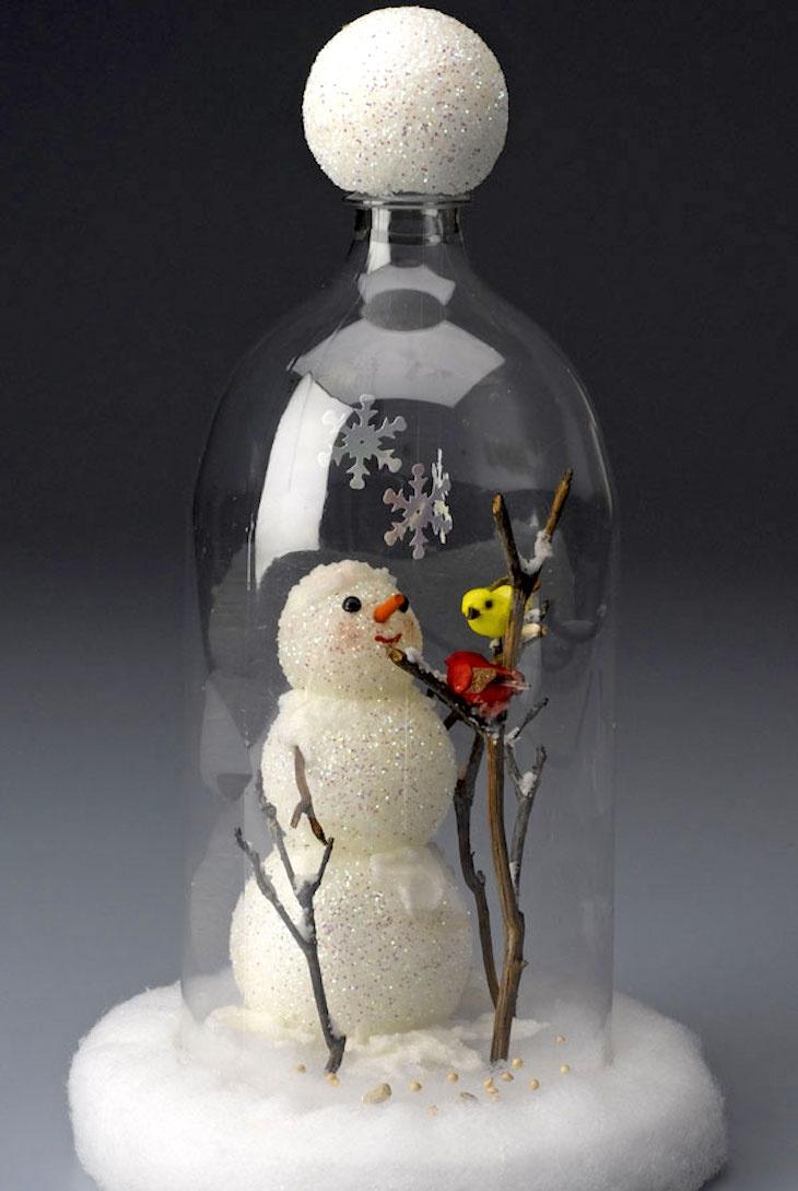 Игрушку сделать бутылки гдз из как новогоднею