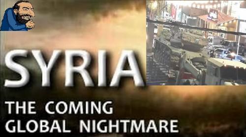 Ситуация накаляется: Иордания стягивает танки на границу с Сирией. Все идет по плану… Израиля