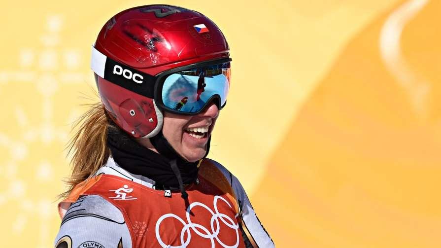 Чешская сноубордистка отказа…