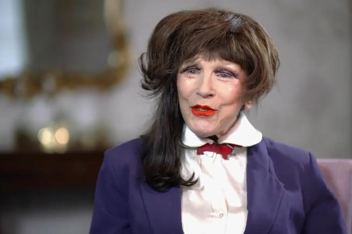 Умерла британская актриса Фенелла Филдинг