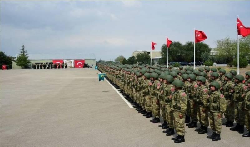 Турция создаст военную базу на Черном море в ответ на планы США