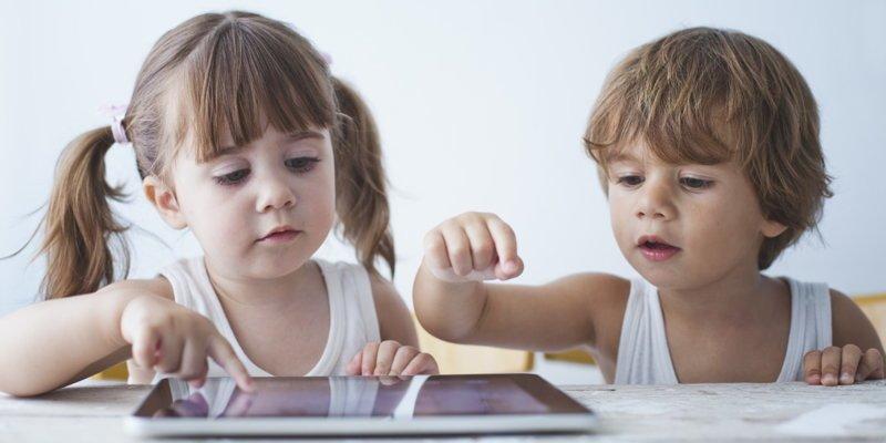 Как заняться развитием ребенка в дни цифровых технологий