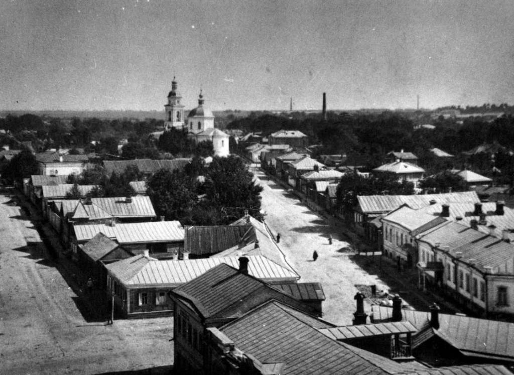 Смешная, старые картинки города орла