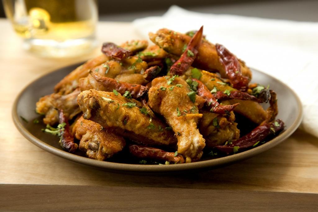 Куриные крылышки по-китайски: простые рецепты
