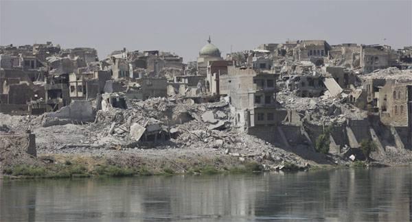 Игиловцы сбили вертолёт в нескольких километрах от Евфрата