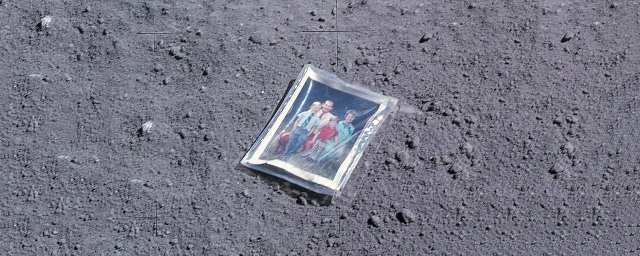 Сколько мусора мы оставили на Луне?