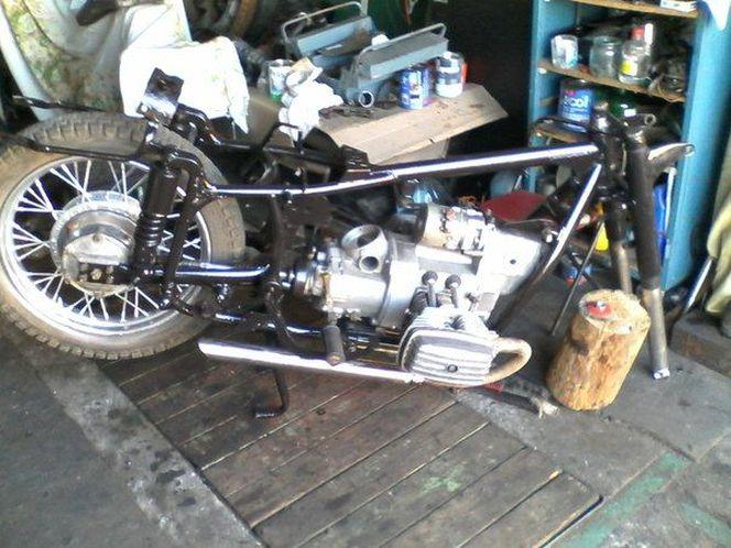 Оживление мотоцикла Днепр восстановление, днепр, мото, мотоцикл