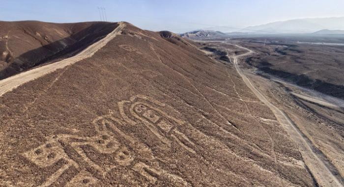 Геоглифы плато Пальпа