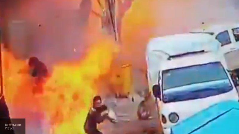 Четыре военнослужащих США стали жертвами взрыва в сирийском Манбидже