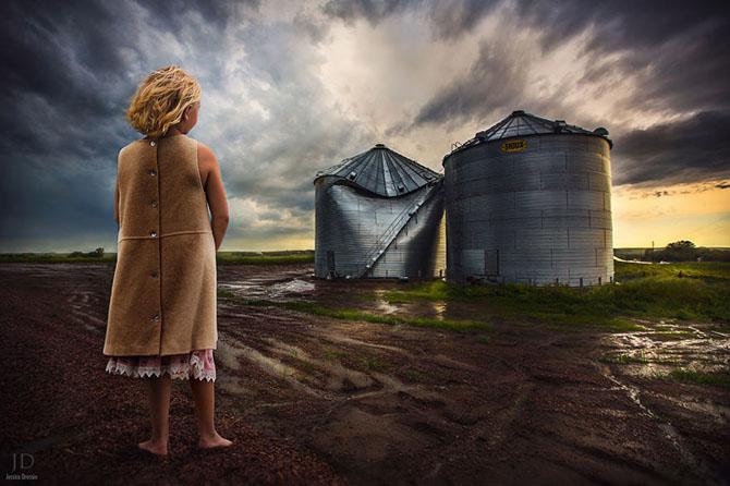 Фэнтези-мир в работах Джессики Дроссин