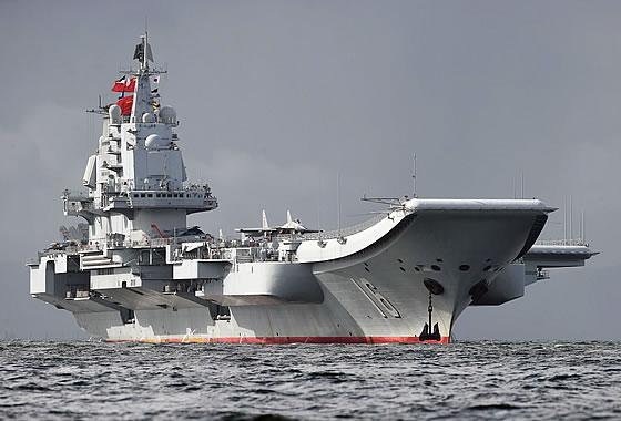 Китай намерен приступить к строительству первого атомного авианосца