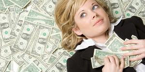Ошибки, мешающие женщинам разбогатеть