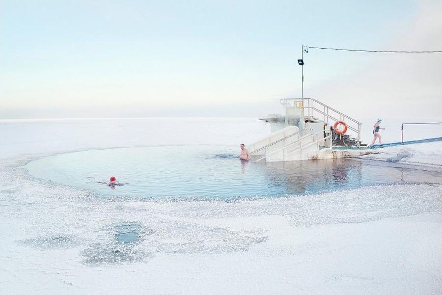 Финские моржи