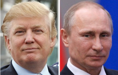 Путин и Трамп - «дистанционный броманс»