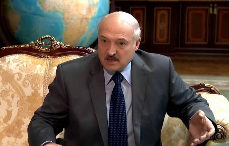 Лукашенко: Дальше на Литву через Беларусь пойдут вооруженные исламисты Новости