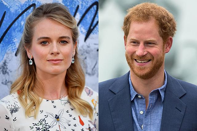 Экс-возлюбленная принца Гарри Крессида Бонас пожаловалась, что после расставания с ним ее стали называть It-Girl