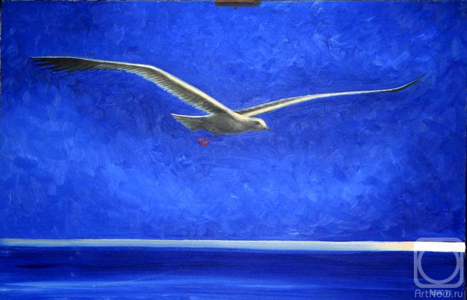 Синяя птица на Фиджи
