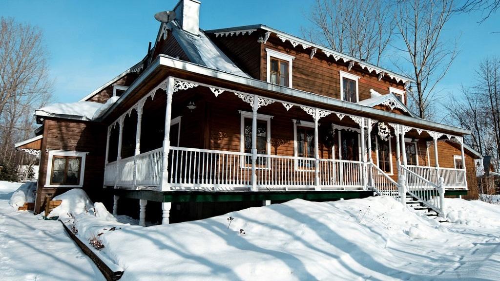 Дом в Квебеке. Как живет канадская деревня?