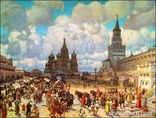 Легенды храма Василия Блаженного