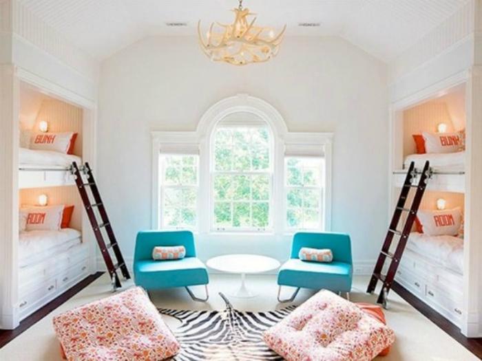 Топ 19 спален для экономящих пространств9