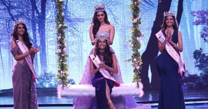 Вот кто будет представлять Индию на конкурсе «Мисс мира» в 2018 году