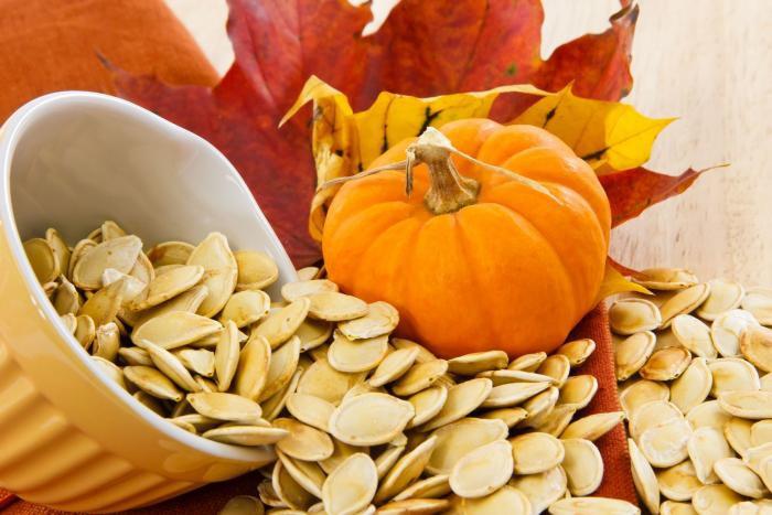 3. Тыквенные семечки еда, здоровье, продукты