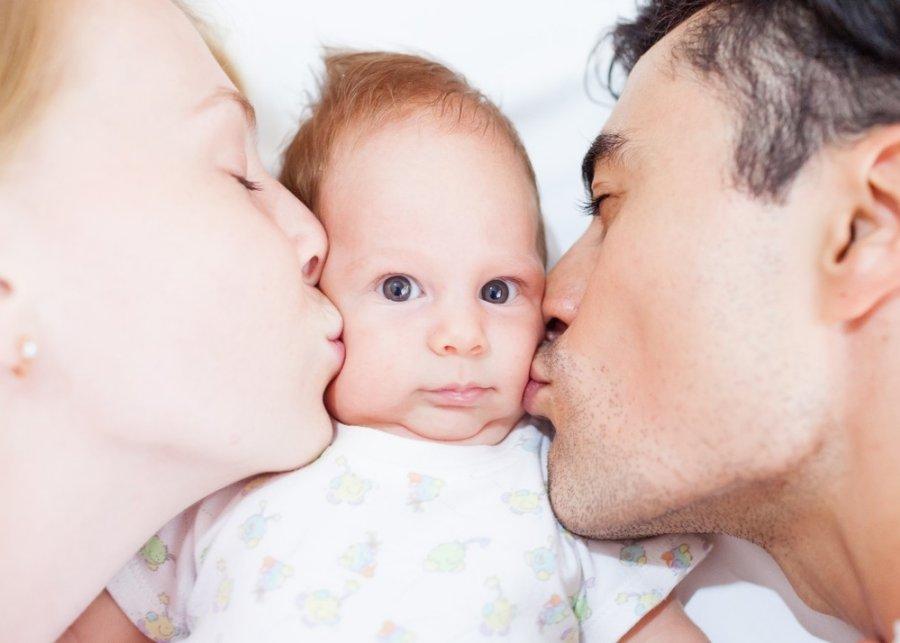 Рождение обоих родителей