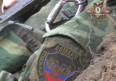 Легендарный батальон «Сомали» выдвигается в Горловку – на передовую