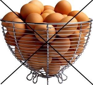 Хотели печь, но нет яиц? Не страшно! Посмотрите здесь! Чем можно заменить яйца в рецепте? Не забудьте сказать СПАСИБО!!!
