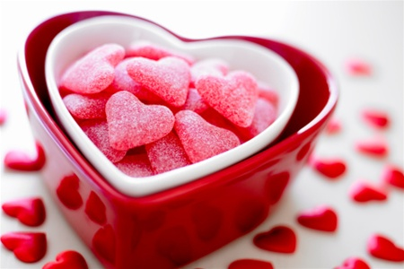 Подарки ко Дню Святого Валентина
