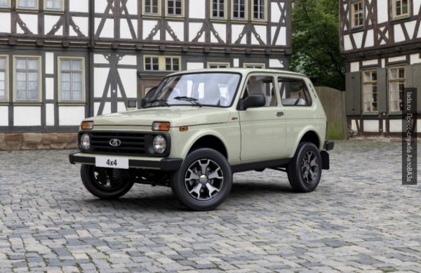 АвтоВАЗ сделает новую версию LADA 4x4 похожей на «Ниву»