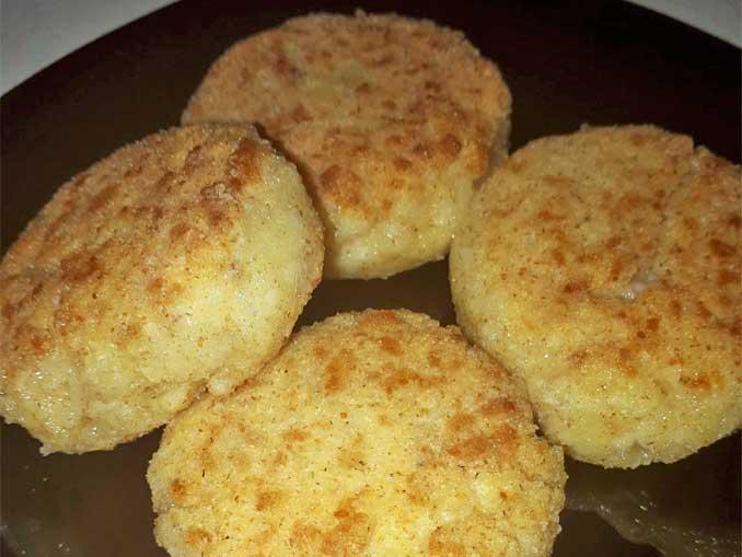 Беру плавленый сыр, манку и готовлю потрясающий завтрак! кулинария
