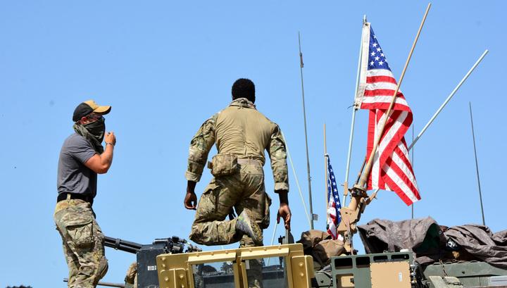 Боевики в очередной раз сдали инструкторов из США