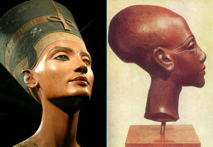 Откуда пришла Нефертити?