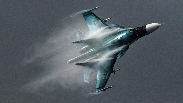 ВС РФ в ноябре получат комплексы, превращающие Су-34 в самолет РЭБ