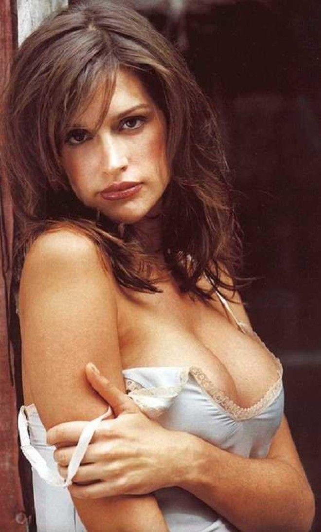 S 90х эта девушка была одной из самых успешных моделей в миреТеперь она